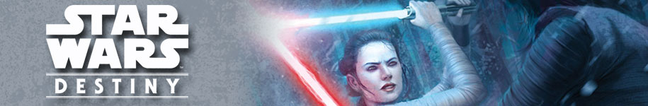 Habillage Star Wars Destiny