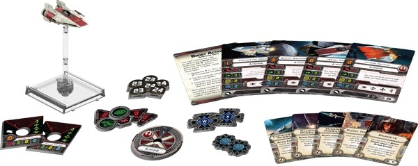 A-Wing : Pack d\'Extension