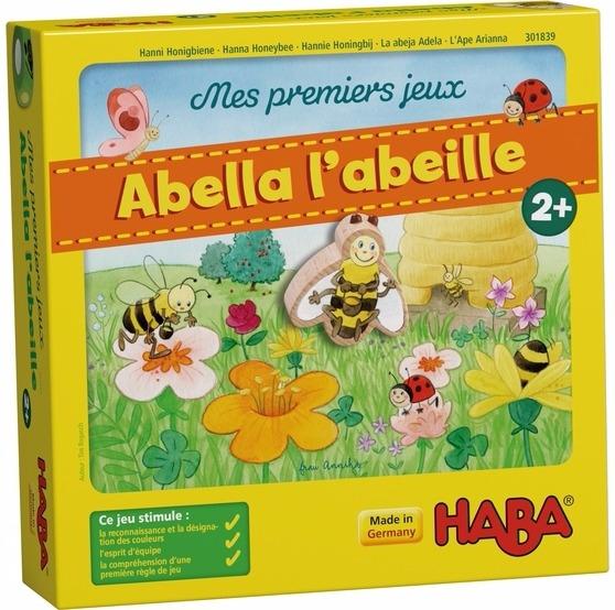 Abella l'abeille - Mes Premiers Jeux pas cher