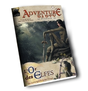 Adventure Party : L'Or des Elfes pas cher