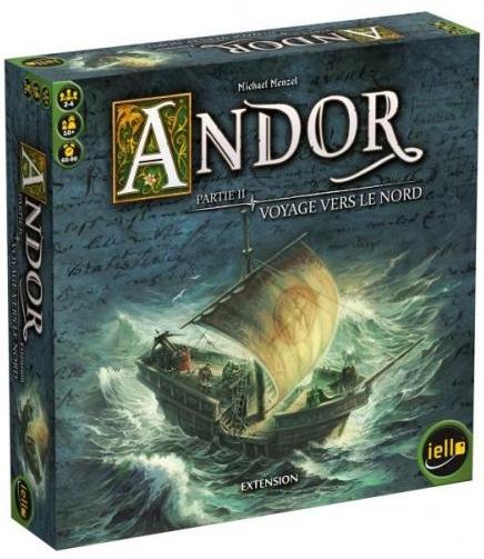 Andor : Voyage vers le Nord pas cher