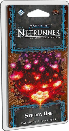 Android Netrunner : Station One pas cher