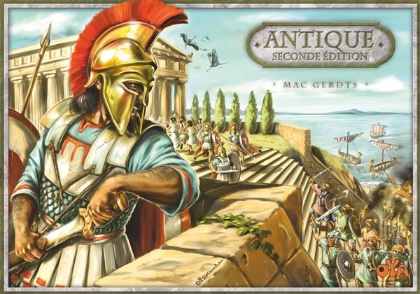 Antique Seconde Edition pas cher