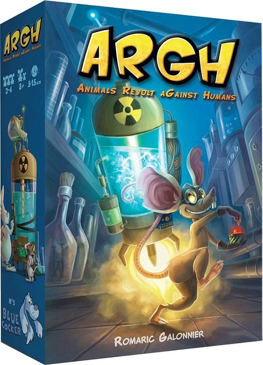 ARGH + Cartes Bonus pas cher