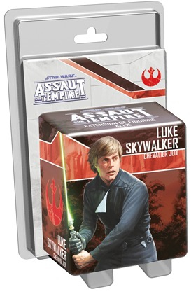Assaut sur l'Empire : Luke Skywalker pas cher