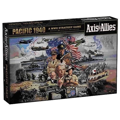 Axis & Allies - Pacific 1940 2nd Edition pas cher