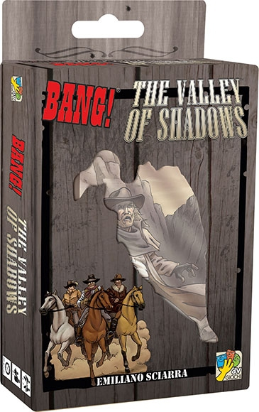 Bang!  The Valley of Shadows pas cher