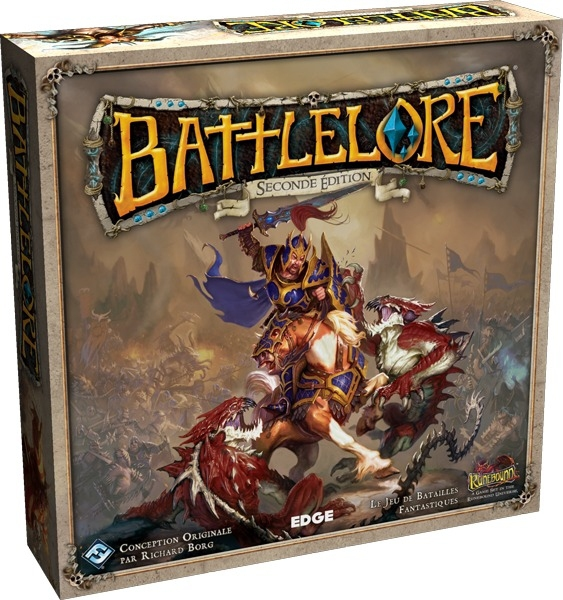 Battlelore - Seconde Édition pas cher