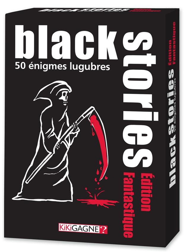 Black Stories - Fantastique pas cher