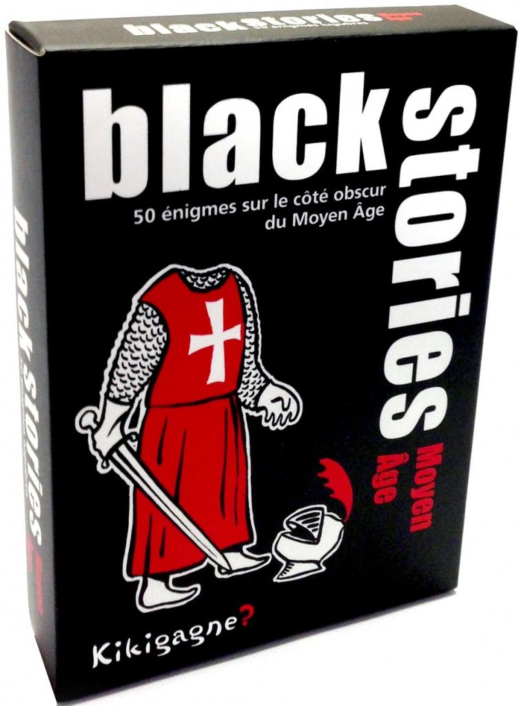 Black Stories - Moyen-Age pas cher