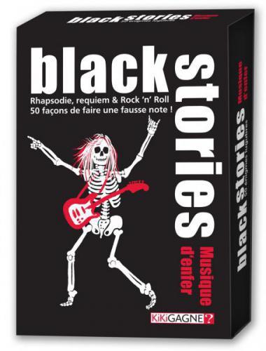 Black Stories - Musique d'enfer pas cher
