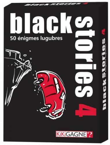 Black Stories 4 pas cher