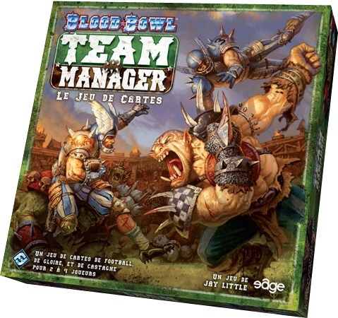 Blood Bowl  Team Manager pas cher