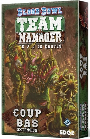 Blood Bowl Team Manager : Coup Bas pas cher