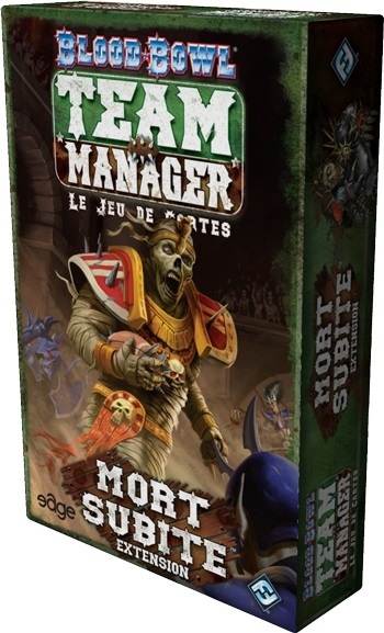 Blood Bowl Team Manager : Mort Subite pas cher