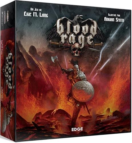 Blood Rage pas cher