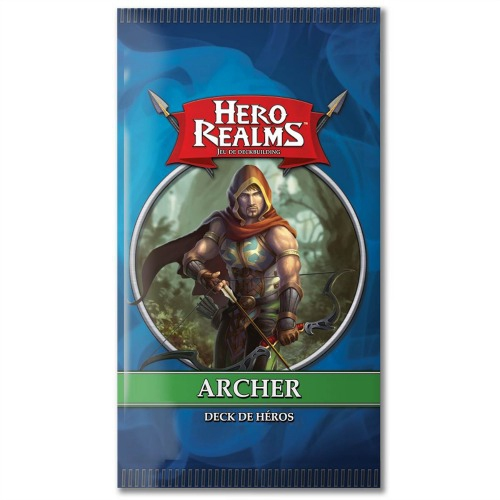 Booster Archer - Hero Realms pas cher