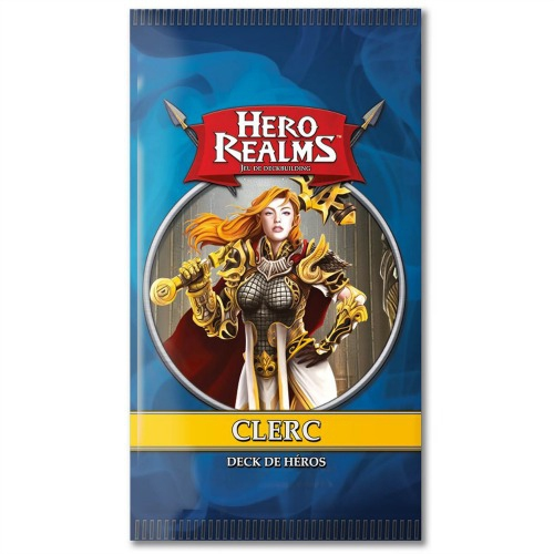 Booster Clerc - Hero Realms pas cher