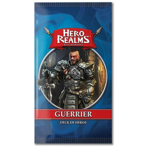 Booster Guerrier - Hero Realms pas cher