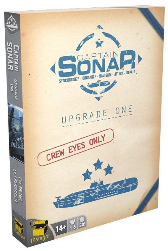Captain Sonar - Upgrade One pas cher