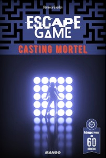 Casting Mortel - Escape Game Book pas cher
