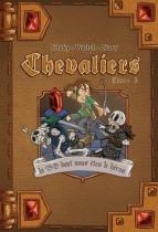 Chevaliers livre 3 Couv