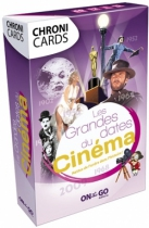 Chronicards : Les Grandes Dates du Cinema