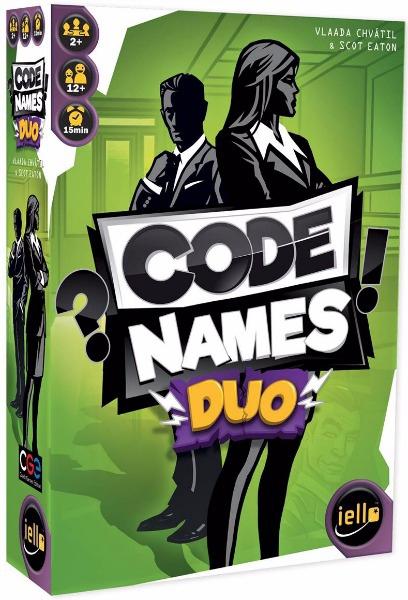 Codenames Duo pas cher