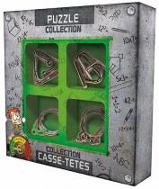 Collection Casse-Têtes Métal - Junior