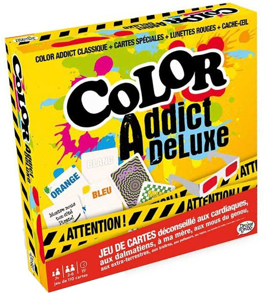 Color Addict Deluxe pas cher