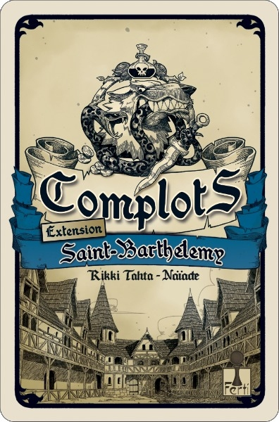 Complots St Barth_front