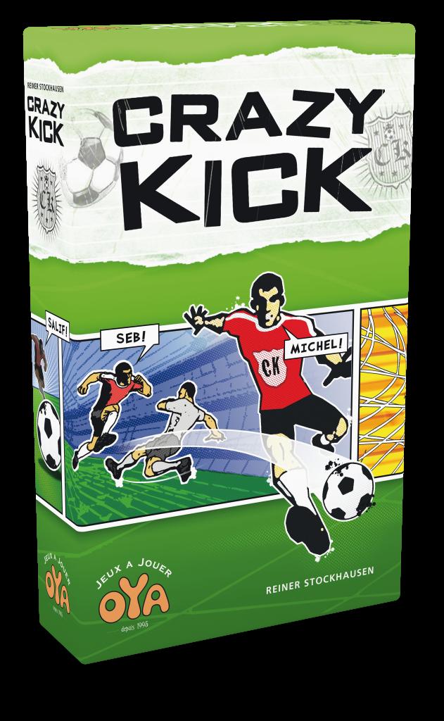 Crazy Kick pas cher
