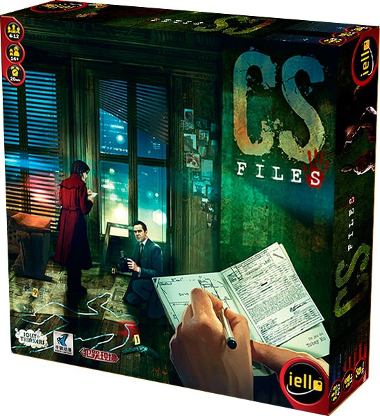 CS Files pas cher