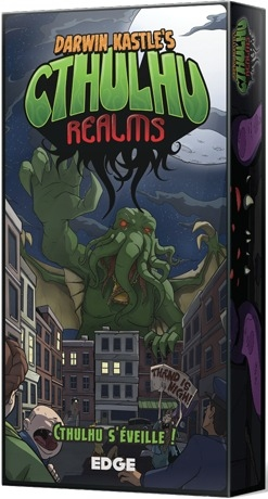 Cthulhu Realms pas cher