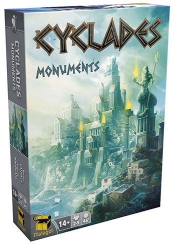 Cyclades : Monuments pas cher
