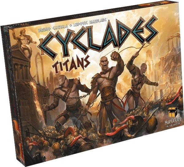 Cyclades : Titans pas cher