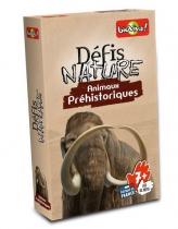 Défis Nature : Animaux Préhistoriques