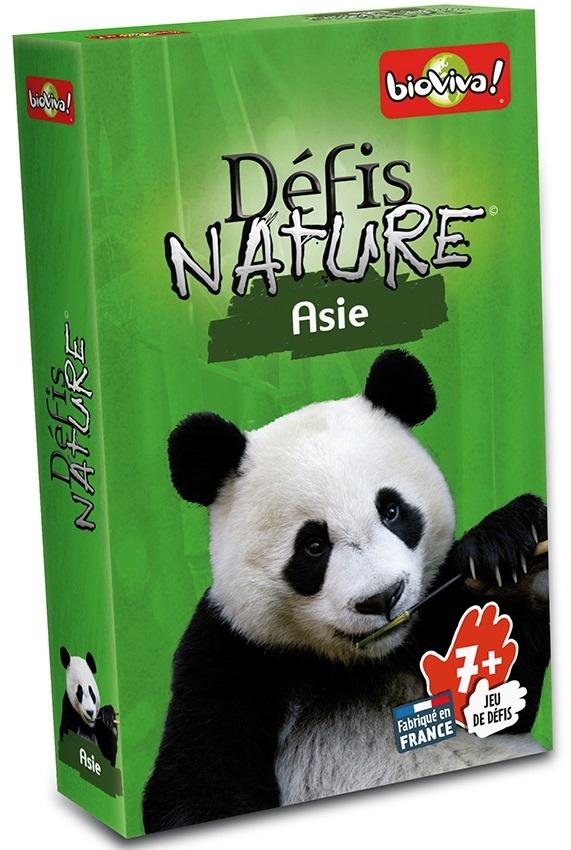 Défis Nature - Asie pas cher