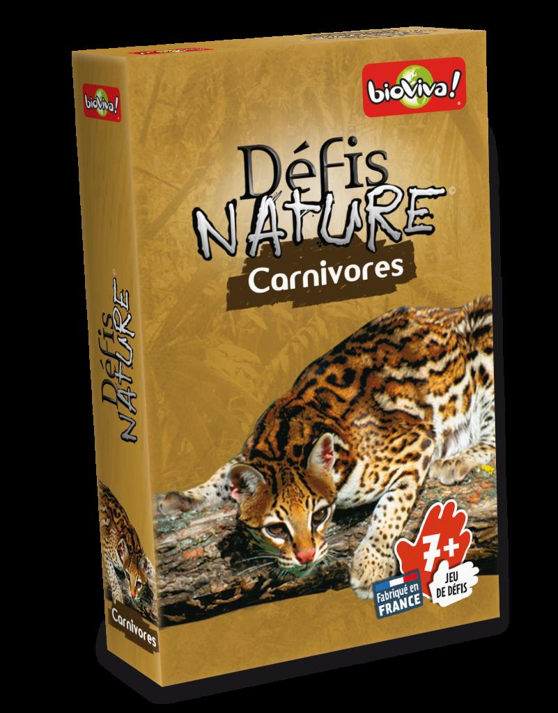 Défis Nature : Carnivores pas cher