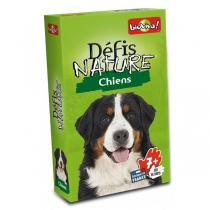 Défis Nature : Chiens