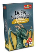 Défis Nature : Créatures Légendaires
