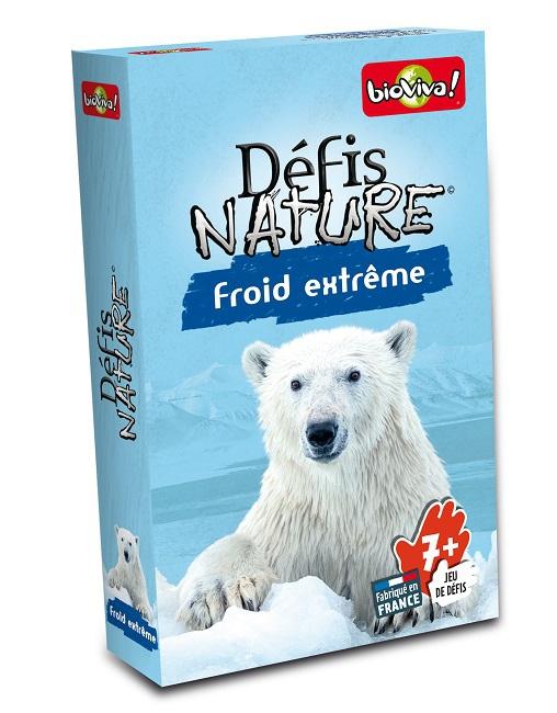 Défis Nature : Froid Extrême pas cher