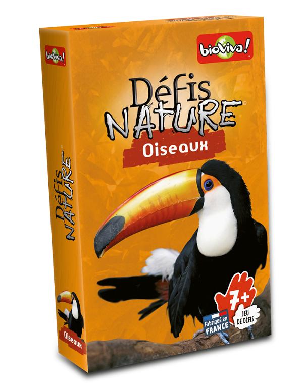 Défis Nature : Oiseaux pas cher