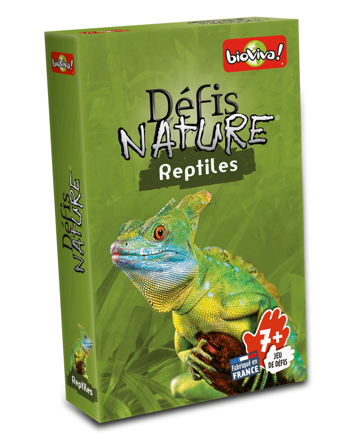 Défis Nature : Reptiles pas cher