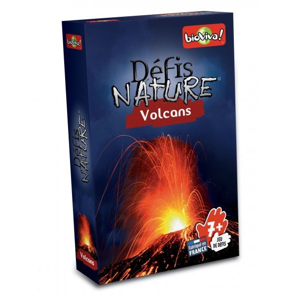 Défis Nature - Volcans pas cher