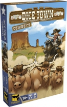 Dice Town - Cowboys Extension
