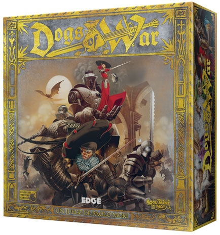 Dogs of War pas cher