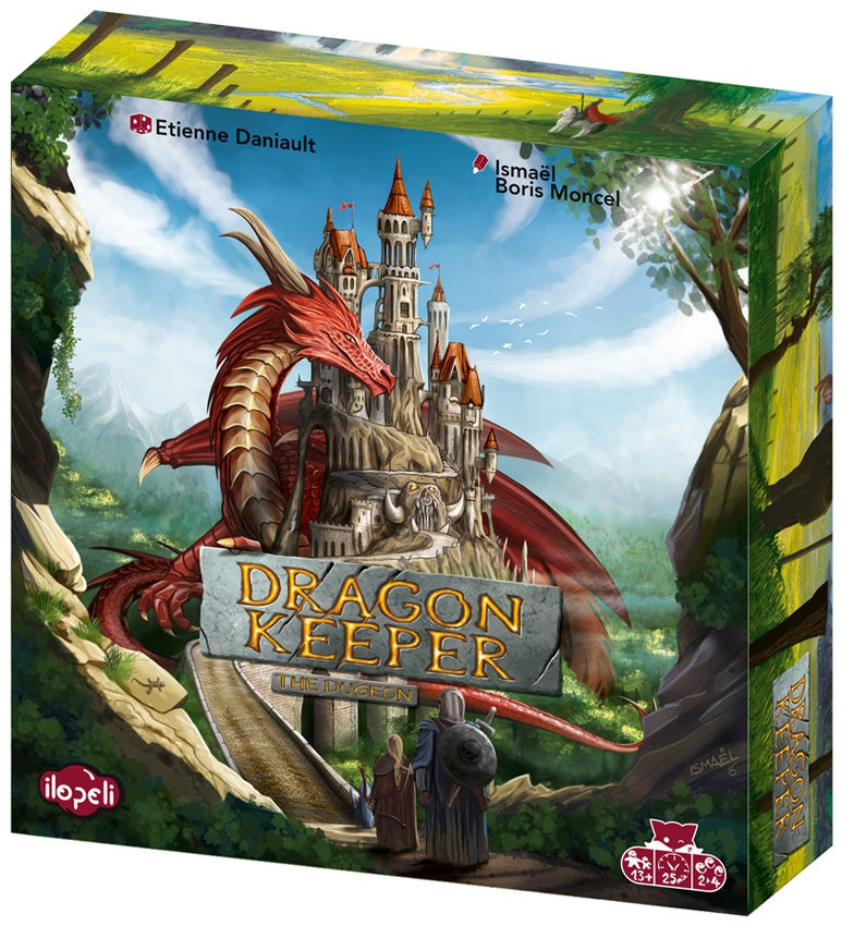 Dragon Keeper pas cher
