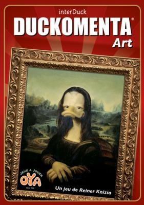 Duckomenta Art pas cher