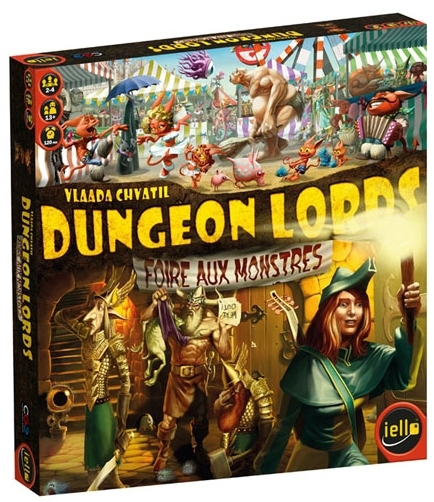 Dungeon Lords : Foire aux Monstres